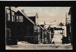 Thorshavn,Sweden-KongeminderiBaggrunden 1910s - Antique Postcard - Sweden