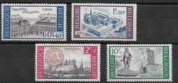 COB 1385 à 1388 Avec Charnières - Belgium
