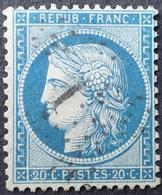 C539/53 - CERES N°37 - ETOILE N°1 De PARIS - 1870 Siège De Paris