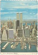 Lower Manhattan Skyline - New York - World Trade Center