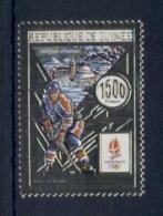 GUINEA* 1990 * GOLD Stamp * MNH** Olympic Winter Games, Albertville - Mi.No 1278 - Guinée (1958-...)