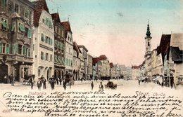 S T E Y R  -- LOT De 5  CPA De 1902 -1903  -- - Steyr
