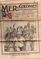Mer & Colonies - N°263B 01.1934 - Nouméa - Ile De La Réunion -  Sauvetage - Commerce Africain à Dakar (Boirau) - 1900 - 1949
