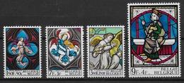 COB 1519 à 1522 Avec Charnières - Belgium