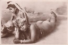 Femmes Mauresques Nus - Afrique Du Nord (Maghreb)