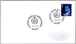 III CONGRESO NACIONAL DE AGENTES DE SEGUROS - Insurance Agents. Madrid 1979 - Profesiones