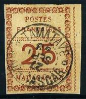 Madagascar (Francesa) Nº 11 Usado Cat.26€ - Madagascar (1889-1960)