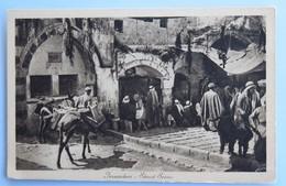 C. P. A. : ISRAEL : JERUSALEM, Street Scene - Israel
