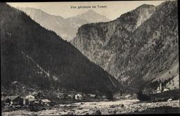 Cp Trient Martigny Kanton Wallis, Panorama - VS Valais