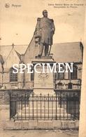 Statue Général Baron De Hoogvorst Bourgmestre De Meysse - Meise - Meise