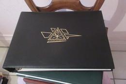C E F Année 1984    Complète 49   Feuillets - Colecciones (en álbumes)