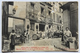CPA 33 Distillerie & Confiserie De La Pomme D'or Raoul Gast 13 Rue Pomme D'Or Bordeaux Animé ++ - Bordeaux