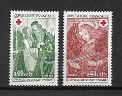 FRANCE 1970 Lot De 2 Valeurs  1661/62  NEUFS - France