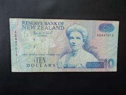 NOUVELLE ZÉLANDE : 10 DOLLARS   ND 1992     P 178a      B++ * - New Zealand