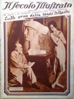 Il Secolo Illustrato 12 Ottobre 1929 Morte Bourdelle Pollastri Helm Animazione - Libri, Riviste, Fumetti