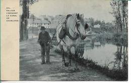 Hal Haleur Le Canal Du Charleroi - Halle