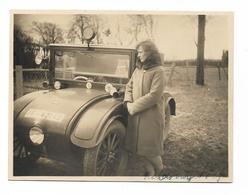 Y15540/   Auto Foto Rendsburg 1928 - Non Classés