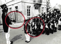 Chimay Virelles Marche Folklorique Jeunes Marcheurs De Notre Dame De Lumière Photo De Presse Émile Gautier, Couvin - Chimay