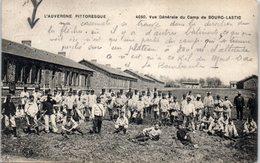 63 - BOURG LASTIC - Vue Générale Du Camp - Other Municipalities