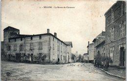 63 - BILLOM -- La Route De Clermont - Other Municipalities