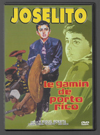 DVD Joselito - Comedias Musicales