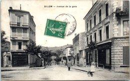 63 - BILLOM --  Avenue De La Gare - Other Municipalities