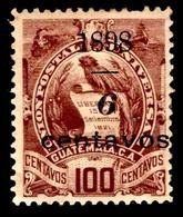 1898 Guatemala - Guatemala