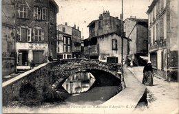 63 - BILLOM -- Quartioer Pittoresque Sur Le Ruisseau D'Angod - Other Municipalities