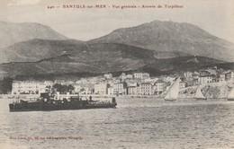 Banyuls-sur-Mer - Vue Générale Arrivée De Torpilleur - Banyuls Sur Mer