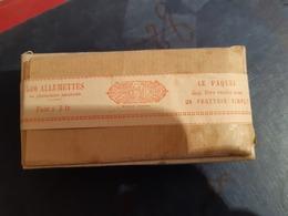 Paquet D'allumettes - Boites D'allumettes - Etiquettes