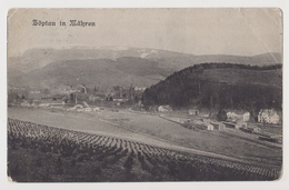Zöptau In Mähren, 1909 (Sobotín, Sobotin, Šumperk, Sumperk, Mährisch Schönberg) - Böhmen Und Mähren