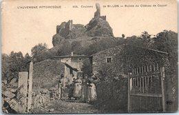 63 - BILLOM -- Ruines Du Chateau De Coppel - Other Municipalities
