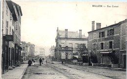 63 - BILLOM -- Rue Carnot - Other Municipalities