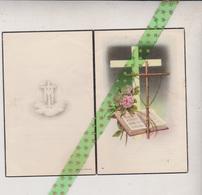 Georges De Ruyver-De Stercke, Sint Martens-Lierde 1913, Nederbrakel 1956 - Décès