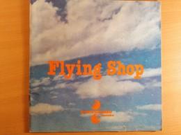Old Brochure Prospect FLYING  SHOP Francorosso For Pilot's 1960.'s.  RARE - 1950-Maintenant