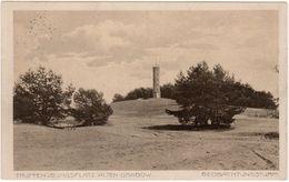 Altengrabow - Truppenübungsplatz, Beobachtungsturm , 1914 - Caserme