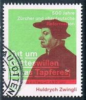 2019  500 Jahre Züricher Und Oberdeutsche Reformation - [7] République Fédérale
