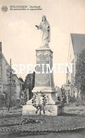 Standbeeld Der Gesneuvelden En Opgeëisten - Rollegem - Kortrijk