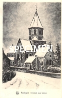 Dorpskerk Onder Sneeuw - Rollegem - Kortrijk
