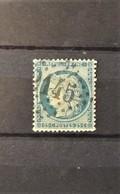 02 - 20 // France N° 60B  - Type II - Oblitération GC 2145 - Lyon-  TB - Cote : 45 Euros - 1871-1875 Cérès