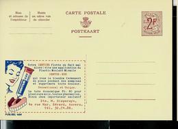 Publibel Neuve N° 1689 ( DENTUR - EZE  Colle Pour Dentier) - Enteros Postales