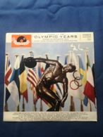 04) Songs Of The Olympic Years - LP 1960 Kurt Edelhangen And His Orchestra - Musiche Del Mondo