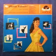 05) PLENTY VALENTE -1957 Caterina Valente LP 46037 POLYDOR - Disco, Pop