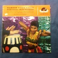 11) RAY MARTIN And His Orchestra -MARTIN GOES LATINS 1959 POLYDOR GERMANY - Instrumental