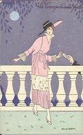 La Correspondance Furtive ; The Furtive Letter , Illustrateur : Maggy MONIER - Autres Illustrateurs