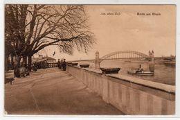 Bonn - Am Alten Zoll, Feldpost 1915 - Bonn