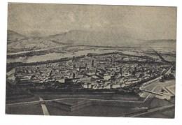 3910 - FERROVIA LUCCA PISA CENTENARIO INAUGURAZIONE ASSOCIAZIONE FILATELICA LUCCHESE 1947 - Andere Steden