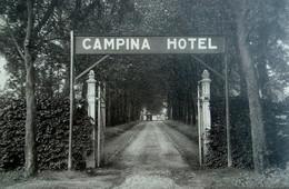 RPCP : Dessel, Desschel, Campina Hotel, Photo Of Old Postcard, 2 Scans - Lieux