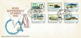 Ouverture Base Scott En 1957.  25 Ième Anniversaire (cachet Montrant Volcan Mt Erebus) - Lettres & Documents