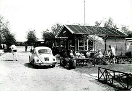 RPCP : Dessel, Desschel,Campina Strand, VW Kever 1977, , Photo Of Old Postcard, 2 Scans - Automobiles